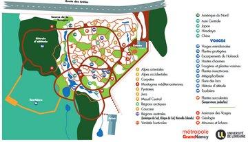 Plan du Chitelet